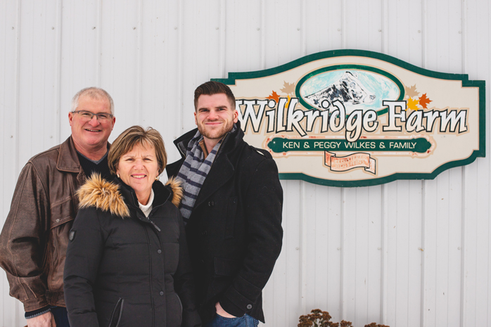 Wilkridge Farm Family